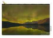 Flaring Northern Lights Carry-all Pouch