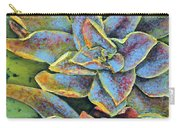 Flashy Succulent Carry-all Pouch