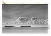 Flat Holm And Steep Holm Mono Carry-all Pouch