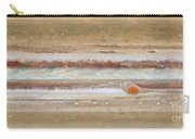 Flat Map Of Jupiter Carry-all Pouch