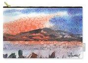 Flathead Lake Montana Carry-all Pouch