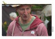 Flea Market Sales Man Carry-all Pouch
