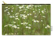 Fleabane In The Meadow Carry-all Pouch