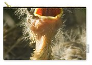 Fledgling Yellow Warbler Carry-all Pouch