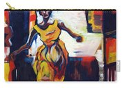 Fleeting Woman Carry-all Pouch
