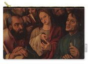 Flemish Artist 16 17th Century. Carry-all Pouch