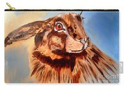 Flemish Hare Carry-all Pouch