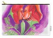 Fleur D'amour Carry-all Pouch