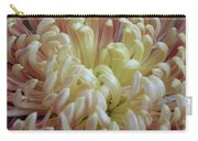 Curled Flower Carry-all Pouch