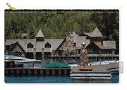 Fleur De Lac Mansion The Godfather II Carry-all Pouch
