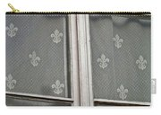 Fleur-de-lis Carry-all Pouch