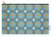 Fleur De Lis Pattern No. 2 Carry-all Pouch