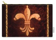 Fleur De Lys-king Charles Vii Carry-all Pouch