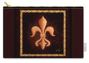 Fleur De Lys-king Louis Xv Carry-all Pouch
