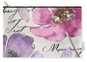 Fleurs De France IIi Carry-all Pouch