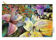 Fleurs De Lys 02 Carry-all Pouch