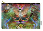 Flicker Moon Carry-all Pouch