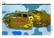 Flight Of The Apache Princess Carry-all Pouch