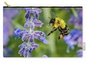 Flight Of The Bumble Bee Carry-all Pouch