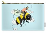 Flight Of The Bumblebee By Nicolai Rimsky Korsakov Carry-all Pouch