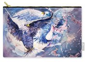 Flight Of The Doves Carry-all Pouch