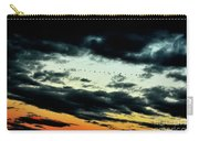 Flight Of The Geese Carry-all Pouch