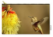Flight Of The Hummer Carry-all Pouch