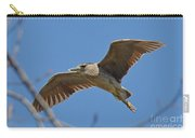 Flight Of The Night Heron Carry-all Pouch