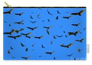 Flight Of The Vultures Carry-all Pouch