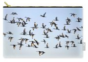 Flight Of The White Ibis Carry-all Pouch