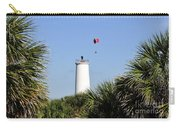 Flight Over Egmont Key Carry-all Pouch