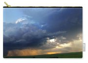 Flint Hills Storm Panorama 2 Carry-all Pouch