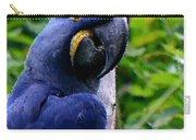 Flirty Birdy Carry-all Pouch