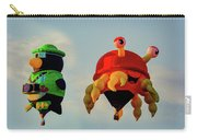 Floating Aerial Photographer And The Smiling Crab Carry-all Pouch