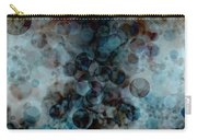 Floating Bubbles Carry-all Pouch by Michal Boubin