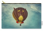 Floating Cat - Hot Air Balloon Carry-all Pouch