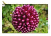 Floating Flower Buds Orb Carry-all Pouch