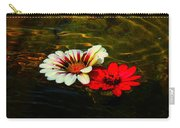 Floating Flowers Carry-all Pouch