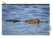 Floating Gator Carry-all Pouch