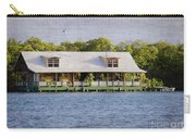 Floating House In La Parguera Puerto Rico Carry-all Pouch