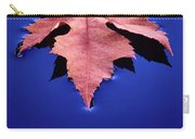 Floating Leaf 2 - Maple Carry-all Pouch