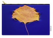 Floating Leaf 3 - Birch Carry-all Pouch