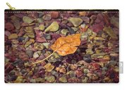 Floating Leaf Carry-all Pouch