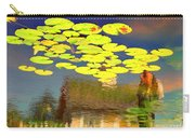 Floating Lily Pond Carry-all Pouch