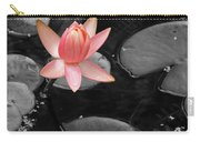 Floating Pink Carry-all Pouch