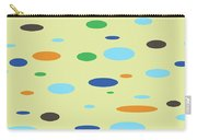 Floating Saucers Carry-all Pouch