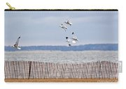 Flock Of Gulls Carry-all Pouch