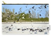Flock Of Seagulls Carry-all Pouch