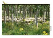 Flock Of Sheep Carry-all Pouch