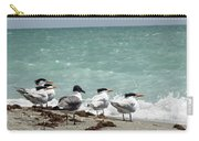 Flock Of Terns Gp Carry-all Pouch